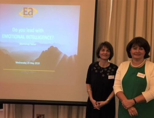 A networking event and a workshop taster on Emotional Intelligence with Heather Greatrex and Alina Addison